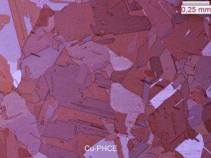 Kupfer - Ammoniumperoxodisulfat
